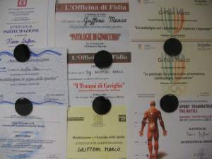 Dott. Marco Griffoni Fisioterapista
